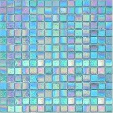 Мозаика EB 02 голубая перламутр